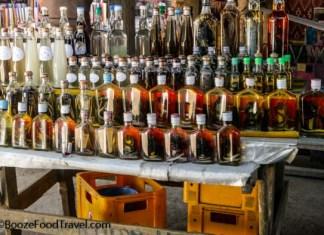 Lao whiskey