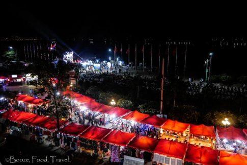 Vientiane Night Market