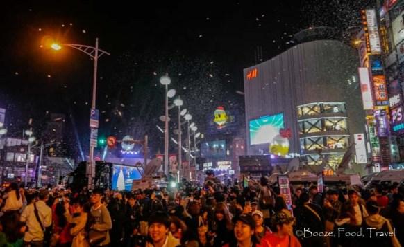 Ximending lantern festival