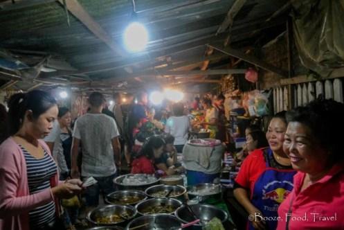 food street luang prabang