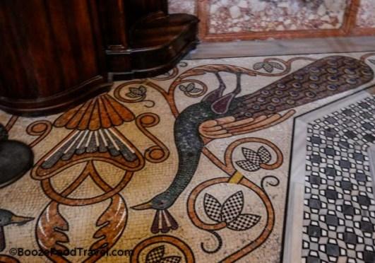 st mark's basilica floor