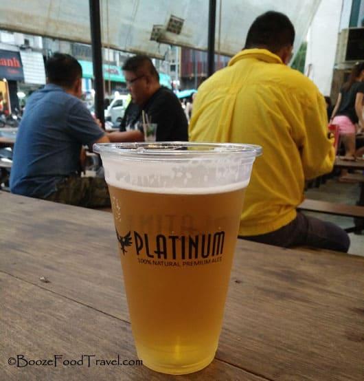 platinum pale ale