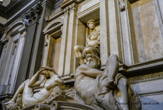 Michelangelo Day and Night