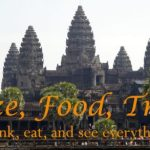booze food travel