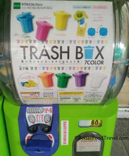 garbage toy