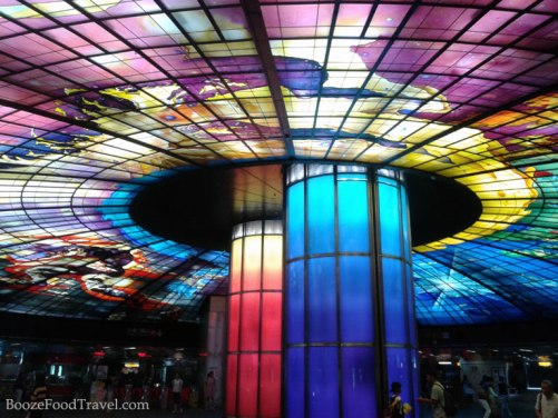 dome of light kaohsiung