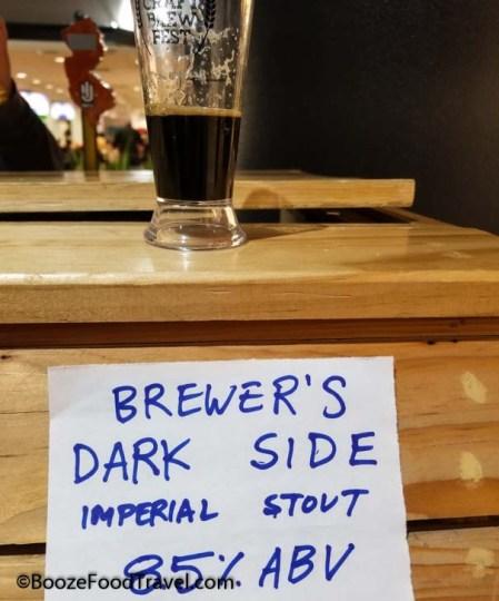 NJBC brewer's dark side