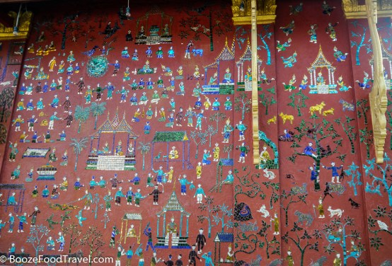 laotian mosaic