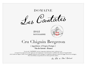 Les Cantates, courtesy Perman Wine Selections