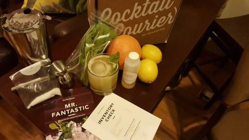 Cocktail Courier/Photo: Lauren Knight