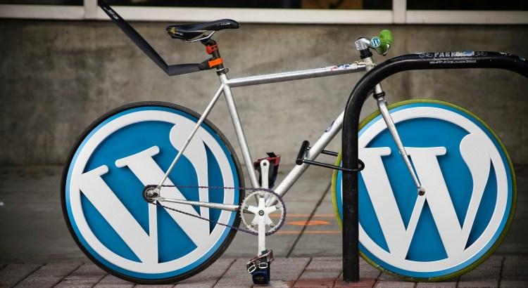 Wordpress Plugins Fahrrad