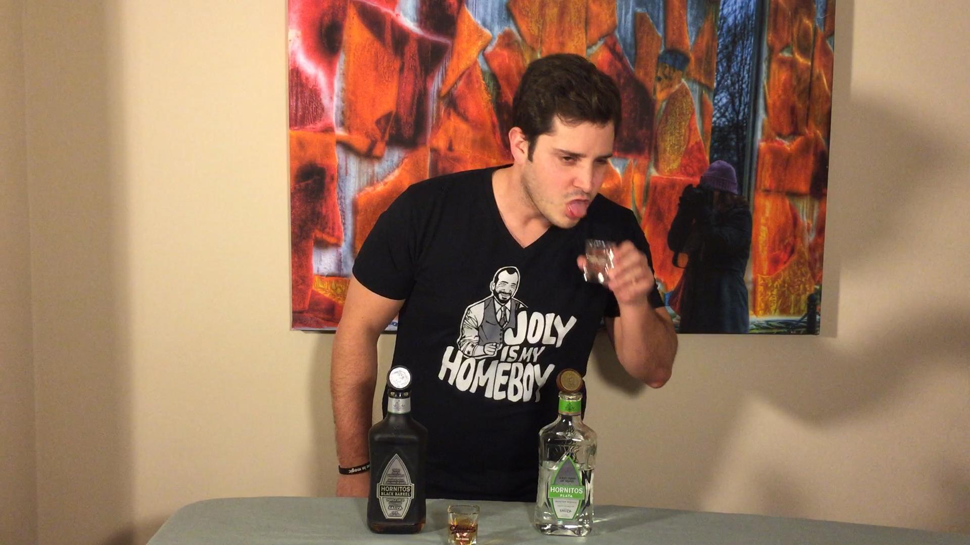 Tequila boozist