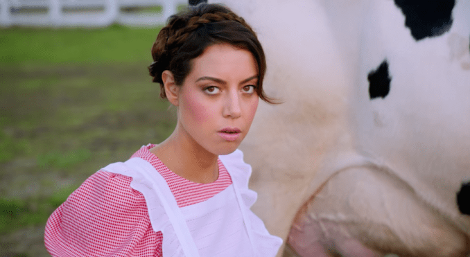 band of brands aubrey plaza