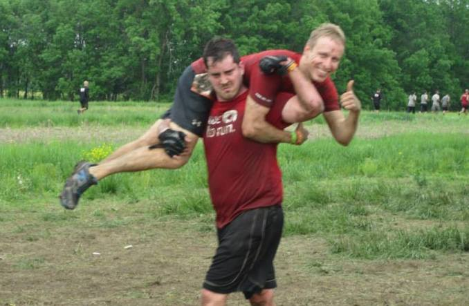 Save the Bros Tough Mudder