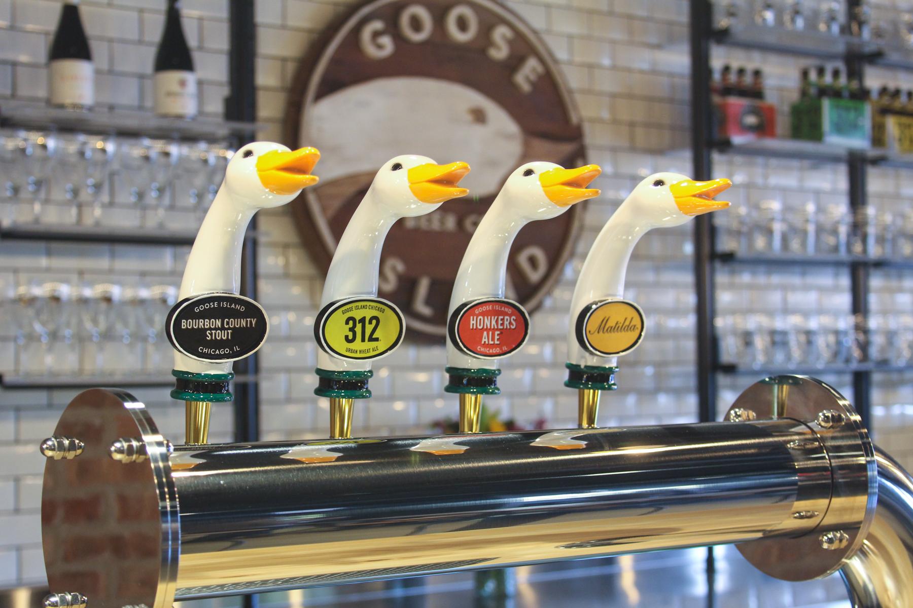 Goose Island Beer Tour