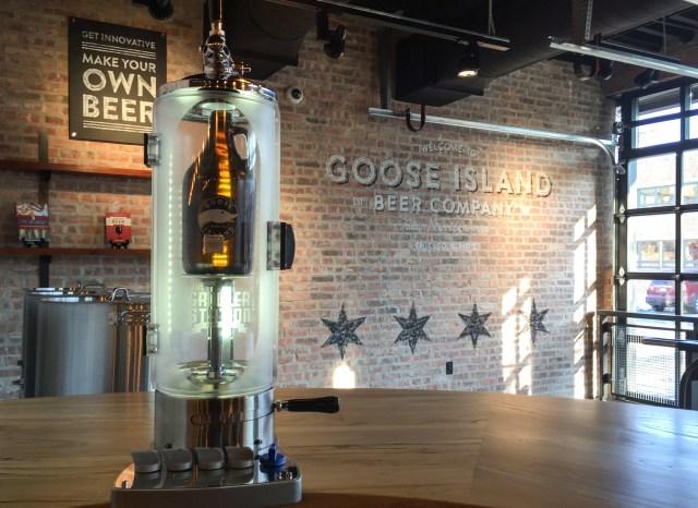 Goose Island Tap Room