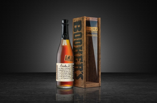 Bookers bourbon limited edition