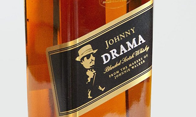 Johnny Drama Whisky