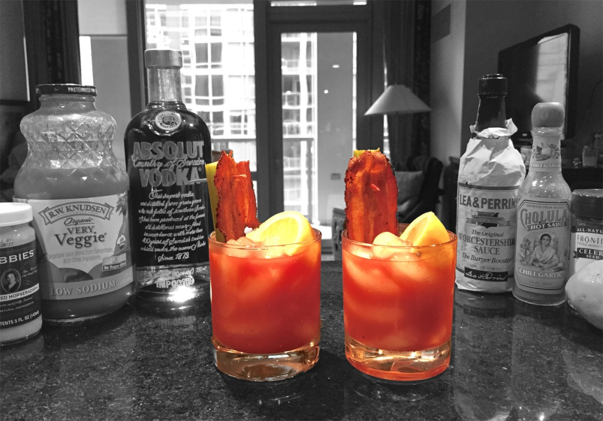 Cholula Bloody Mary - Cocktails We Love