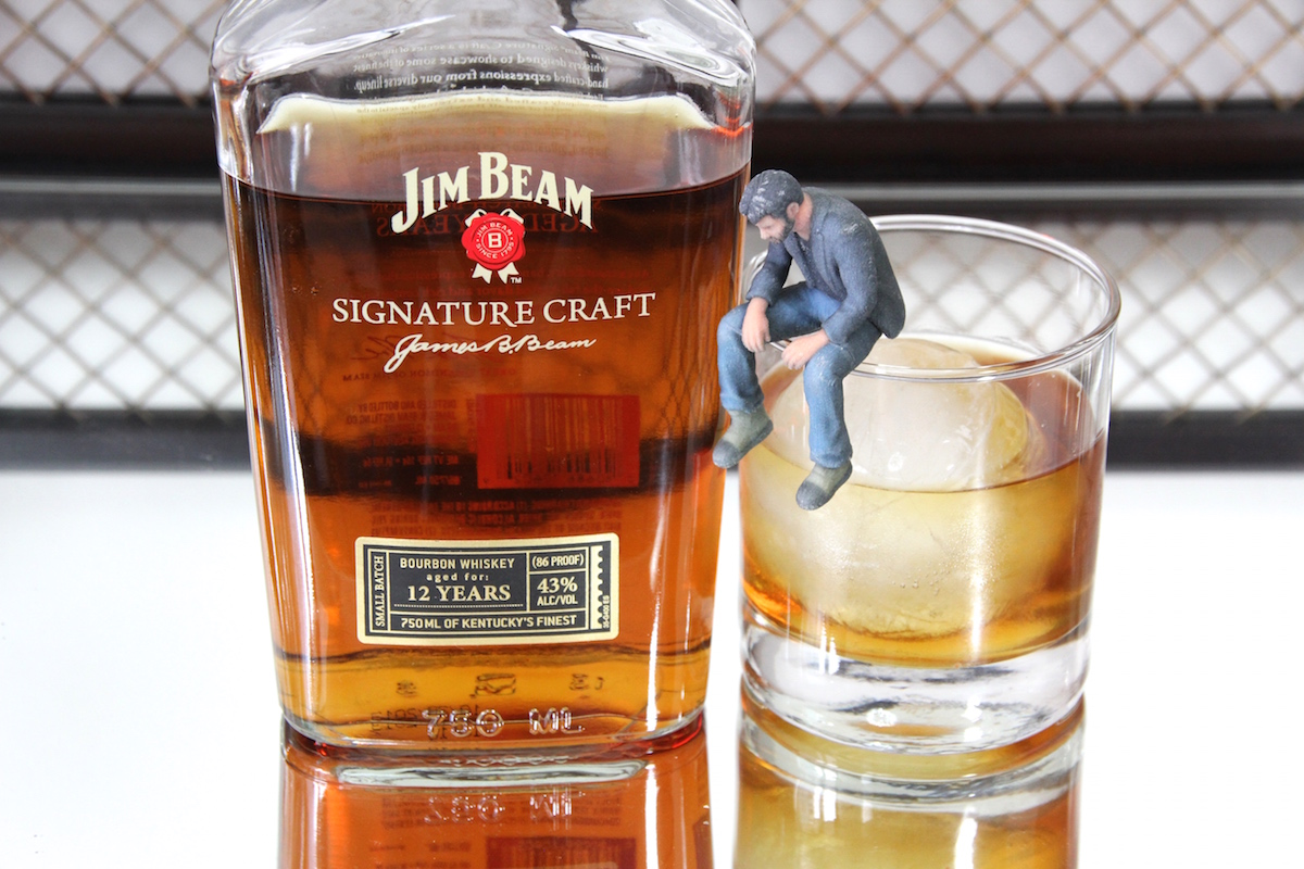 Jim Beam Signature Craft Boozist