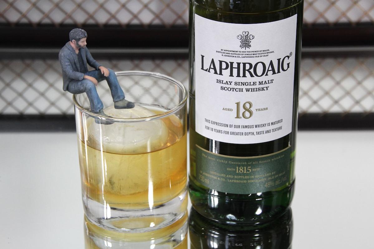 Laphroaig 18 Boozist