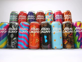 Bud Light Festival Cans Mad Decent Block Party