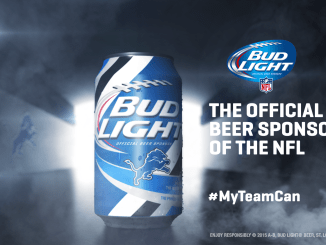 Detroit Lions bud light #myteamcan