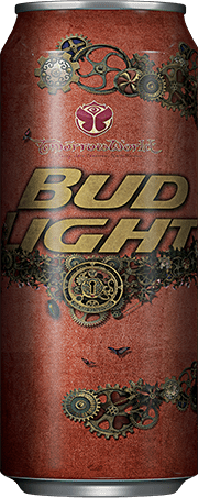 Bud Light TomorrowWorld Festival Can - Red_can