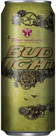 Bud Light TomorrowWorld Festival Can - Yellow_can