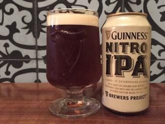 Guinness Nitro IPA Boozist