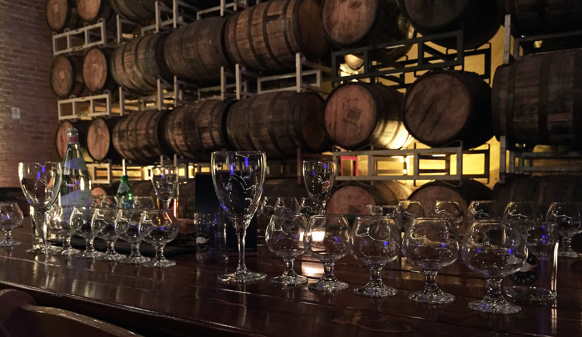 Bourbon County Stout Pairing Boozist