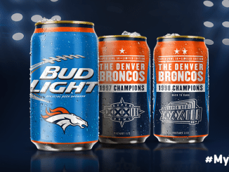 Broncos Super Bowl Can
