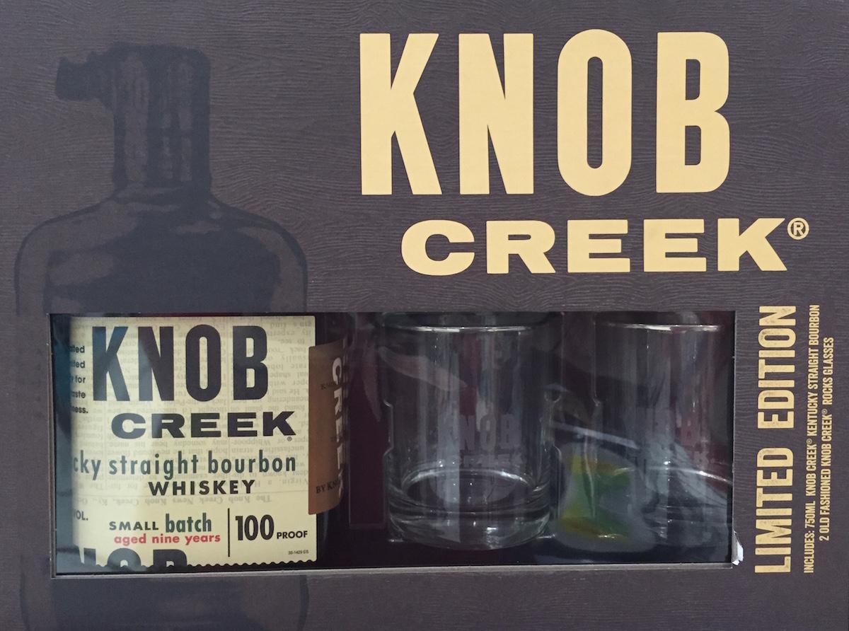 Knob Creek Gift Pack