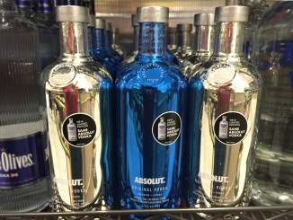 special absolut bottle