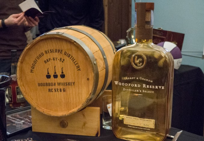 Chicago Magazine Barrel Night