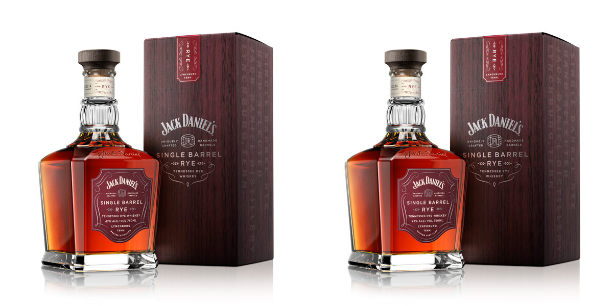 Jack Daniels Rye – Single Barrel