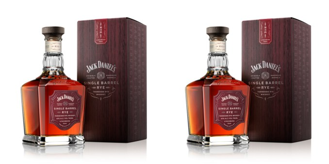 Jack Daniels Rye - Single Barrel