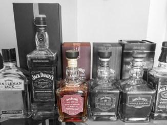 Jack Daniels Rye Boozist