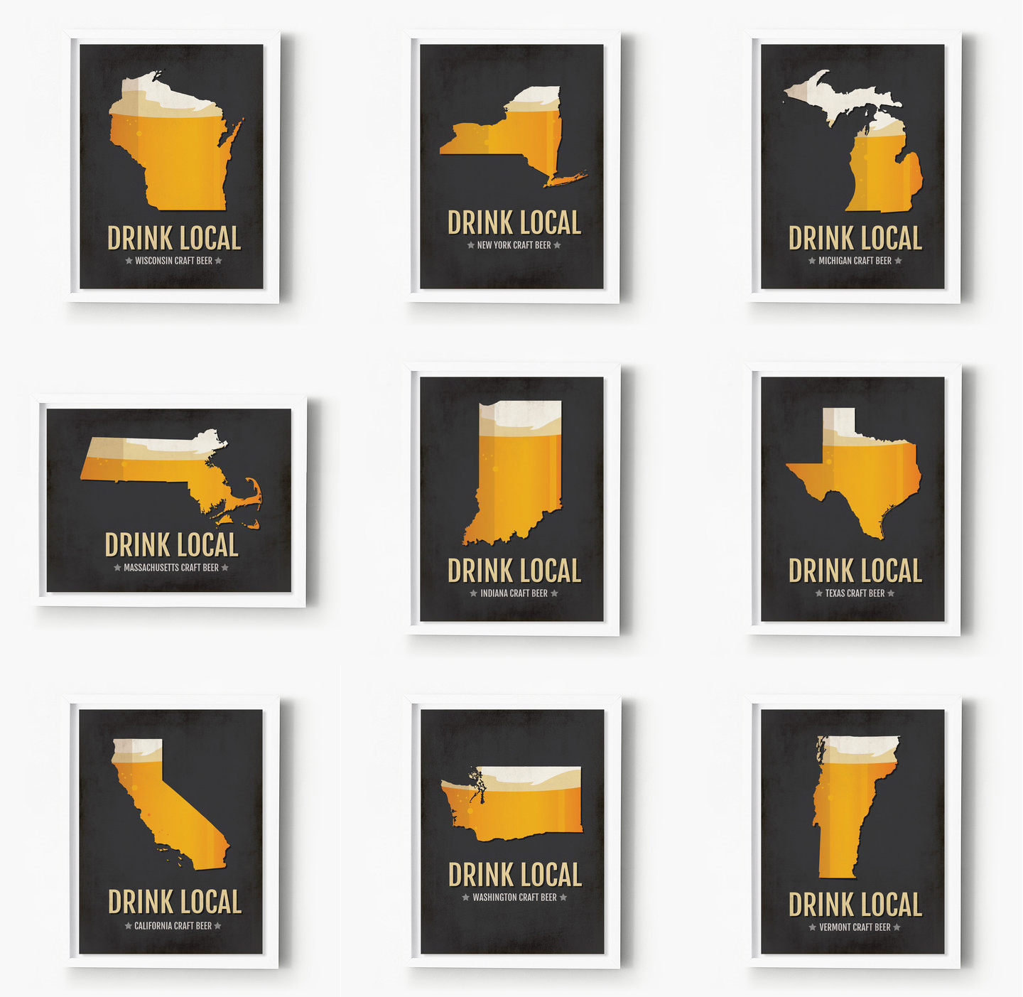Drink Local Map