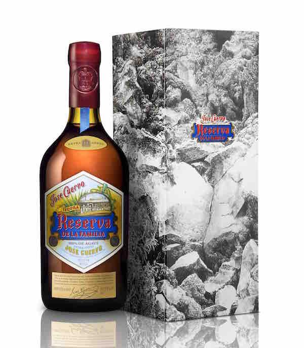cuervo reserva bottle