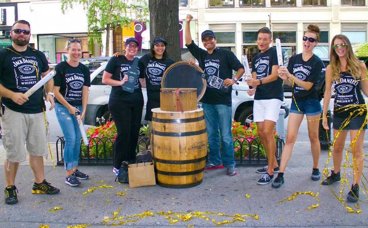 jack daniels barrel hunt new york winners