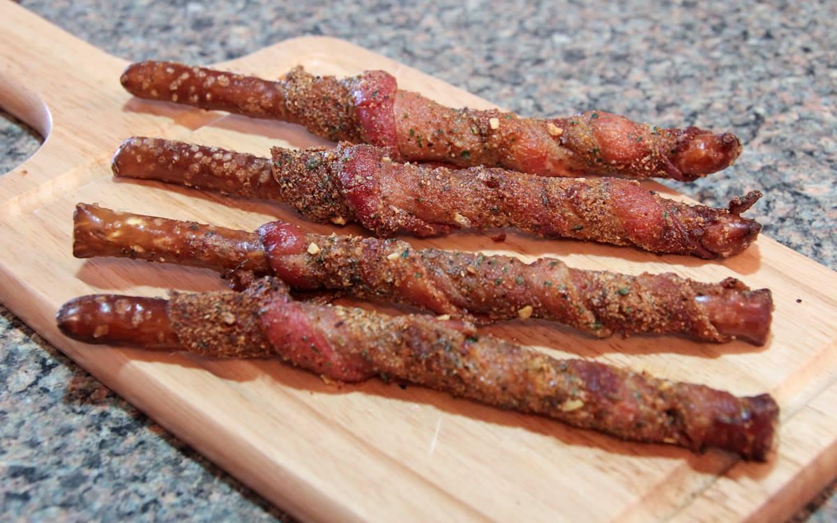 bacon-pretzels