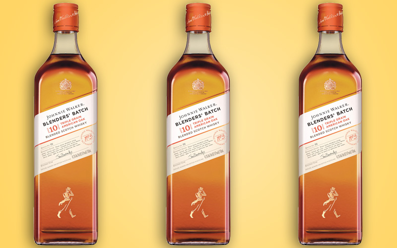 Johnnie Walker Blenders Batch is inexpensive and interesting - two great qualities