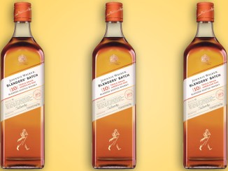 johnnie walker blenders batch triple grain american oak