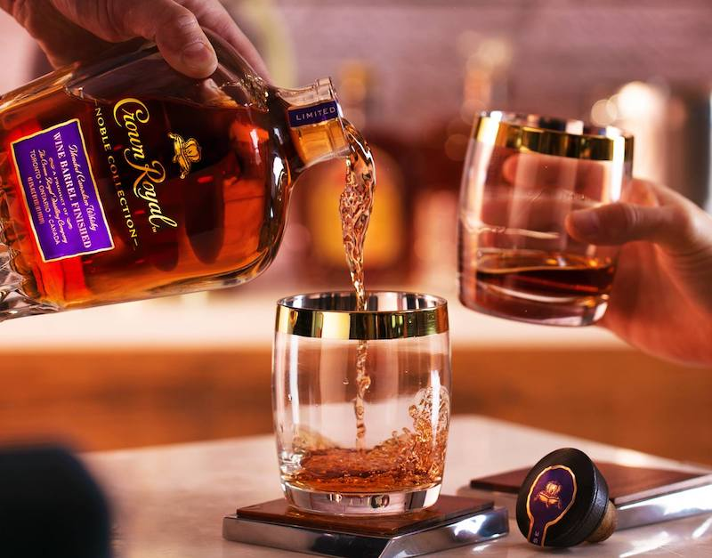 Crown Royal Noble – Wine Barrel Finish
