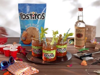 Tostitos Bloody Mary
