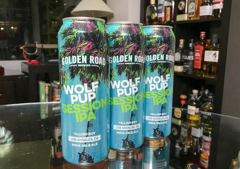 Wolf Pup IPA Tallish Boy Boozist