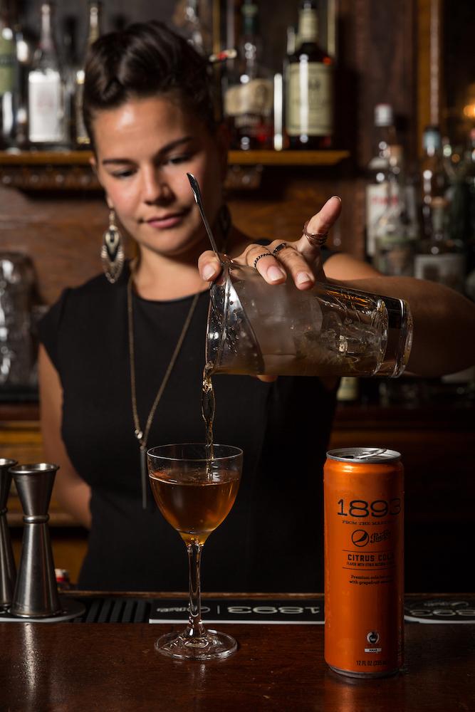 1893 Pepsi Cocktails
