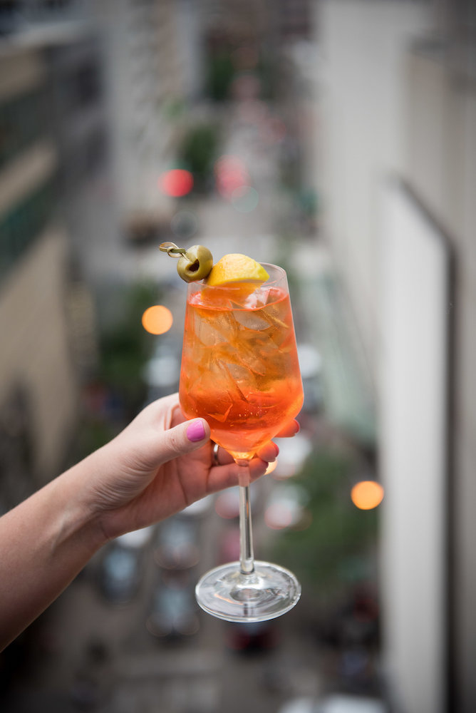 Factor Chosen Summer Soiree Aperol Spritz 3