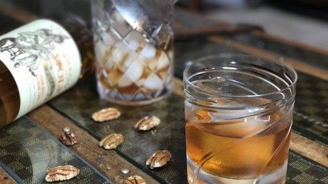 Pecan Old Fashioned